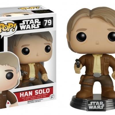 Funko! Pop Star Wars Han Solo #79