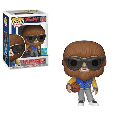 Funko! Pop Teen Wolf Scott Howard Exclusive SDCC 2019