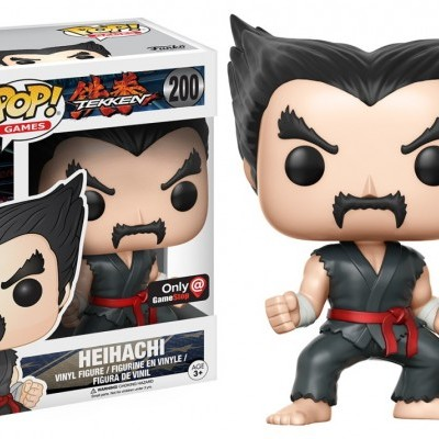 Funko! Pop Tekken Heihachi Exclusive #200