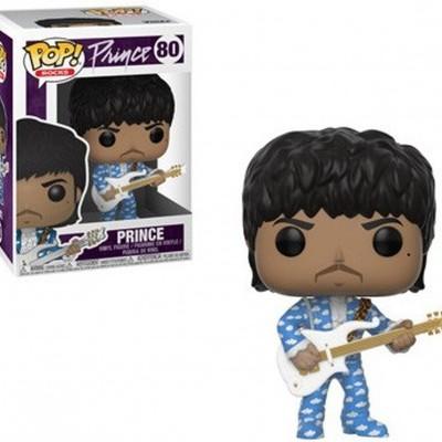 Funko! Pop Prince Around the World #80