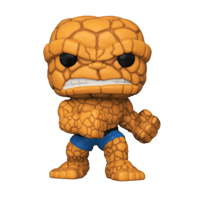 Funko! Pop Marvel Fantastic Four The Thing #560