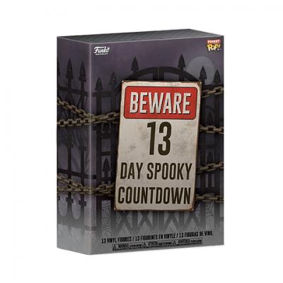 Funko Pocket POP! 13 Day Spooky Countdown Halloween Calendar 2020