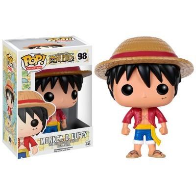 Funko POP! One Piece Monkey D. Luffy #98
