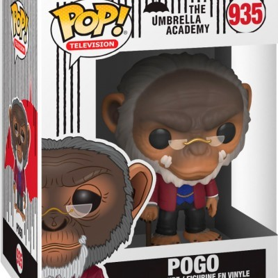 Funko! Pop Television The Umbrella Academy Pogo #935