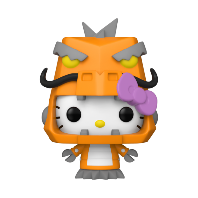 Funko POP! Hello Kitty Kaiju (Mecha) #44