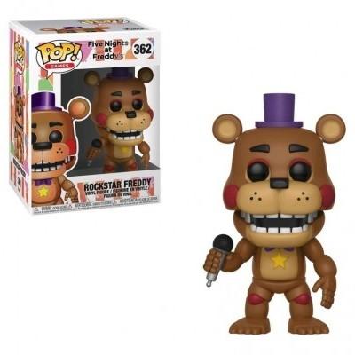 Funko! Pop Five Nights at Freddy's Rockstar Freddy #362