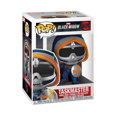 Funko! Pop Marvel Black Widow Taskmaster #605