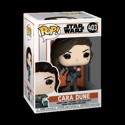 * PRÉ-RESERVA * Funko POP! Star Wars The Mandalorian Cara Dune #403