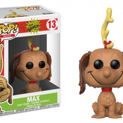 Funko POP! Books The Grinch Max #13
