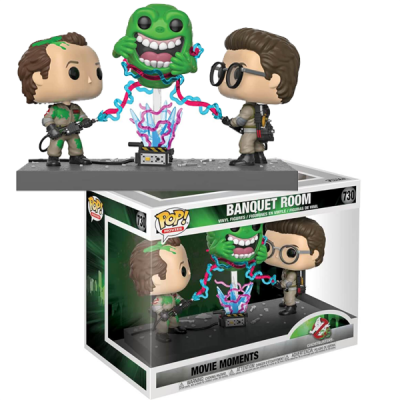 Funko! Pop GhostBuster Banquet Room Movie Moment
