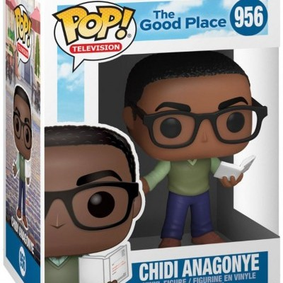 Funko! Pop Television The Good Place Chidi Anagonye #956
