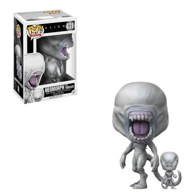 Funko! Pop Movies Alien Neomorph with Toddler