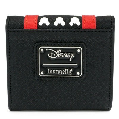 Carteira LoungeFly Disney Mickey Mouse