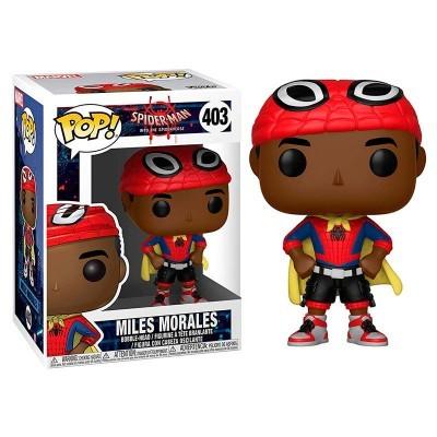 Funko! Pop Spider-Man Into the Spiderverse Miles Morales