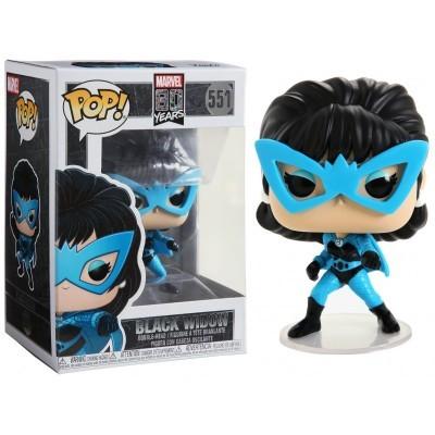 Funko! Pop Marvel 80 Years First Appearance Black Widow
