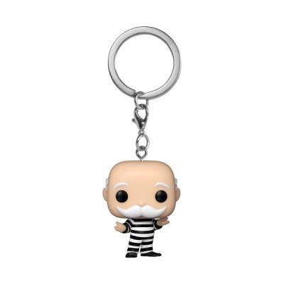 Funko Pocket POP! Keychain Retro Toys Mr. Monopoly In Jail