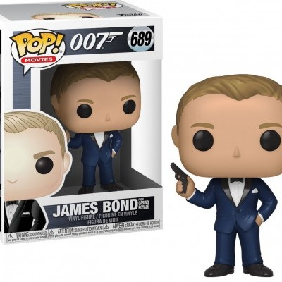 Funko! Pop 007 James Bond Casino Royale