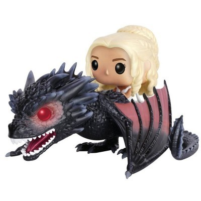 Funko! Pop Game of Thrones Daenerys & Drogon