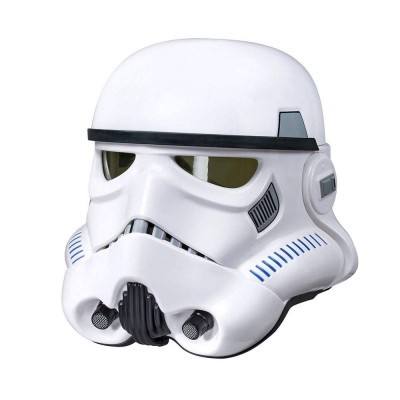 Réplica 1/1 Capacete Star Wars Stormtrooper (Electronic) Hasbro