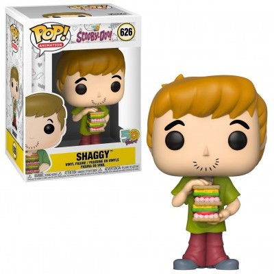 Funko POP! Scooby-Doo! Shaggy with Sandwich #626