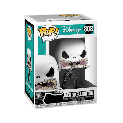 Funko POP! Disney The Nightmare Before Christmas Jack Skellington #808