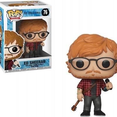 Funko! Pop Music Ed Sheeran