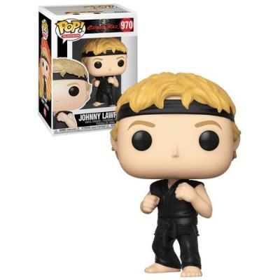Funko POP! Television Cobra Kai Johnny Lawrence #970