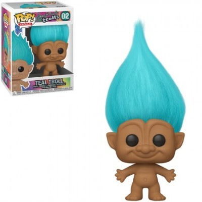 Funko POP! Good Luck Trolls Teal Troll #02