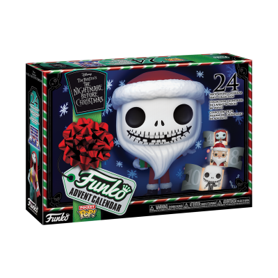 Funko POP! Disney The Nigthmare Before Christmas Advent Calendar 2020