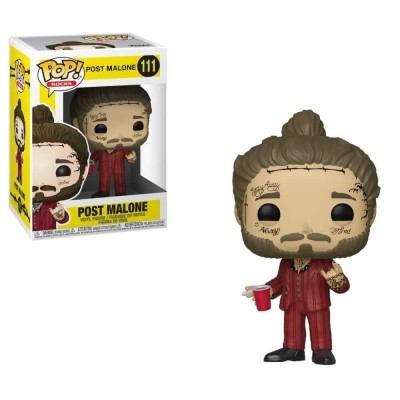 Funko! Pop Post Malone