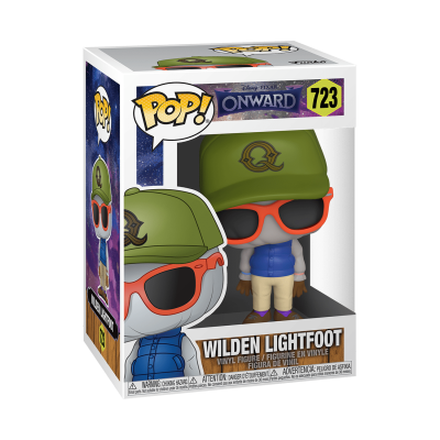 Funko! Pop Disney Onward Wilden Lightfoot #723