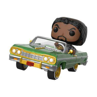 Funko! Pop Rides Ice Cube Ice Cube With Impala #81