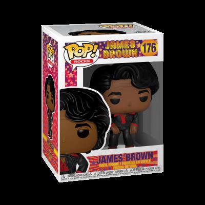 Funko! Pop Rocks James Brown #176