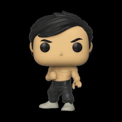 Funko! Pop Mortal Kombat Liu Kang #535