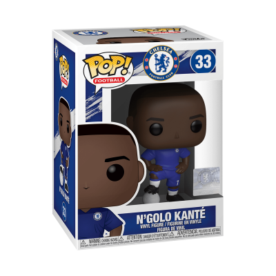 Funko Pop! Football Chelsea N'Golo Kanté #33