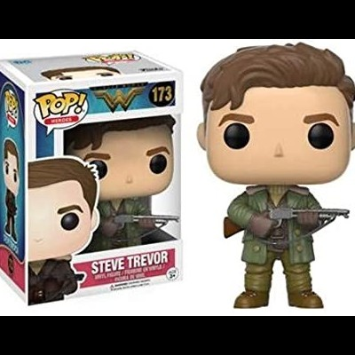 Funko POP! Wonder Woman Steve Trevor #173