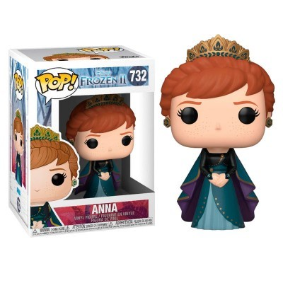 Funko POP! Disney Frozen II Anna Epilogue #732
