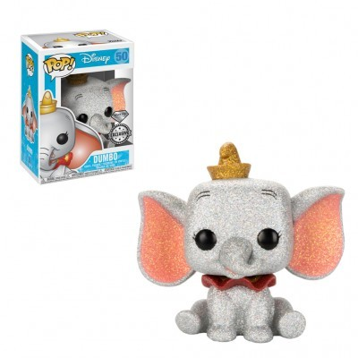 Funko POP! Disney Dumbo Dumbo #50 Diamond Glitter Special Edition