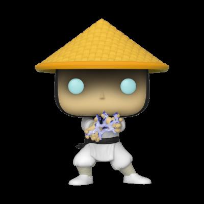 Funko! Pop Mortal Kombat Raiden #538