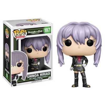 Funko POP! Seraph of the End Shinoa Hiragi #197