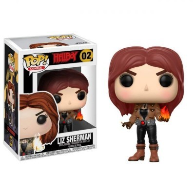 Funko! Pop Comics Hellboy Liz Sherman #02