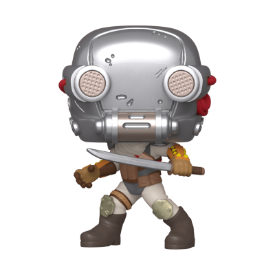 Funko! Pop Games Rage 2 Immortal Shrouded #571