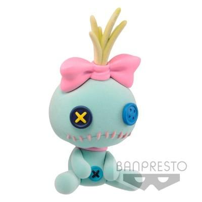 Figura Scrump Fluffy Puffy Disney Character Banpresto 9cm