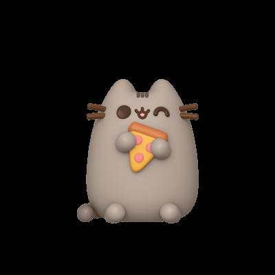 Funko POP! Pusheen With Pizza #27