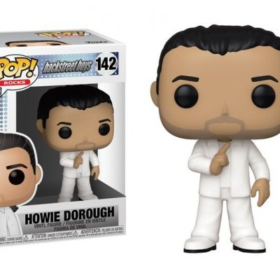 Funko! Pop Rocks Backstreet Boys Howie Dorough #142