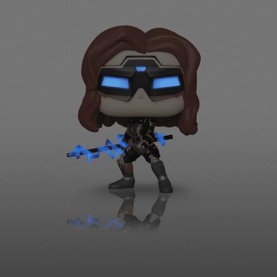 Funko! Pop Games Marvel Avengers GamerVerse Black Widow #630 CHASE