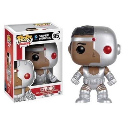 Funko POP! DC Super Heroes Cyborg #95