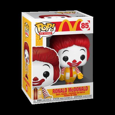 Funko POP! Ad Icons McDonald's Ronald McDonald #85