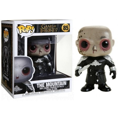 Funko! Pop Game of Thrones Mountain Unmasked Supersized