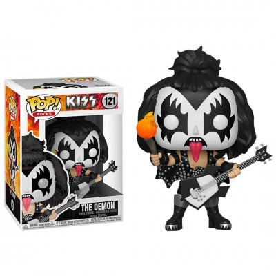 Funko! Pop Kiss The Demon #121